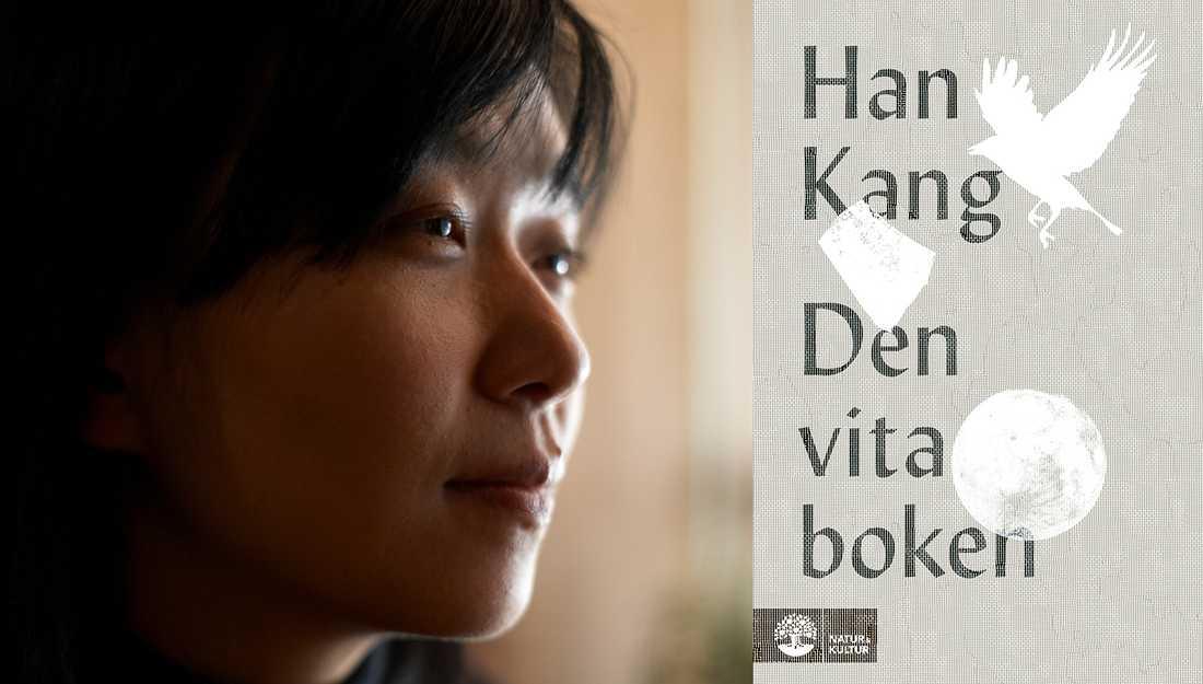 Han Kang, sydkoreansk författare.