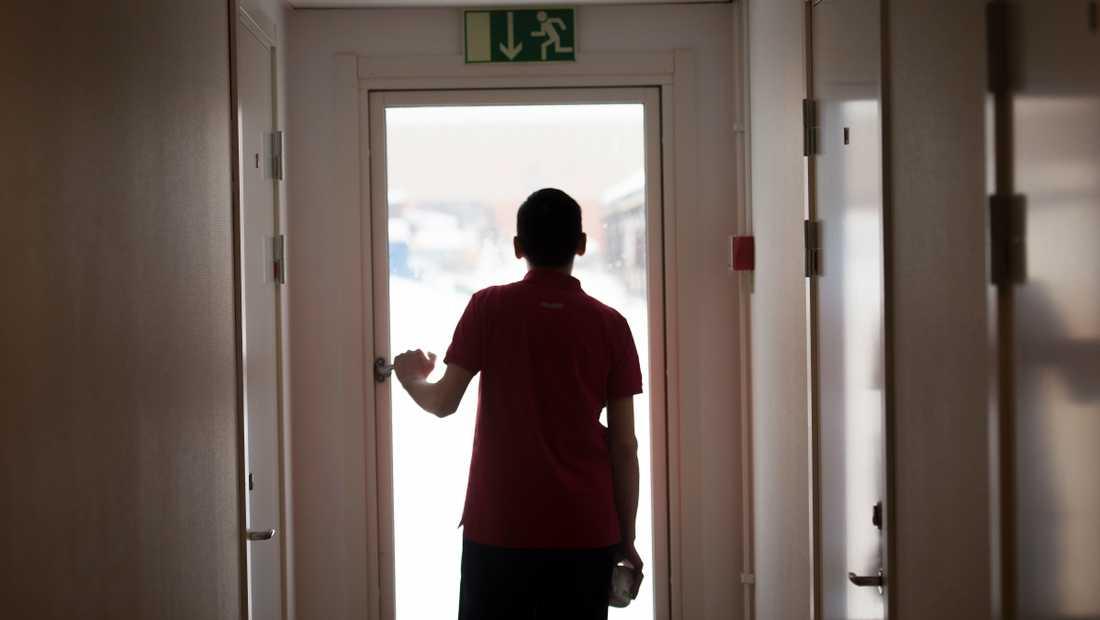 Sverige utvisar icketroende asylsökande till länder där de riskerar förföljelse för sin ideologi. Arkivbild.