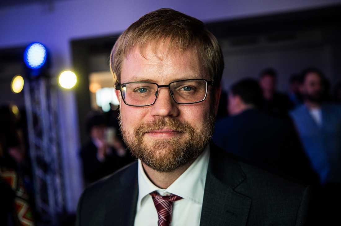 Sveriges ambassadör i Ukraina, Martin Hagström