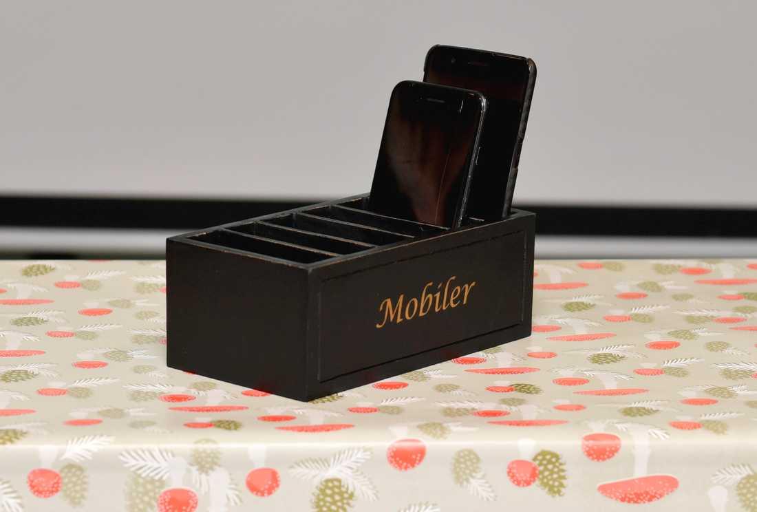 Årets julklapp är en mobillåda.
