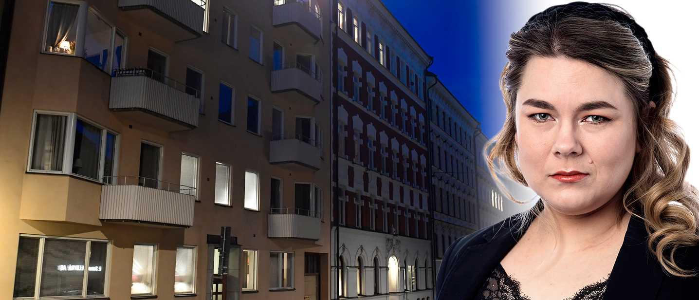 Johnny Bode och Lillemor - Bordell Mammas Visor / Rondex