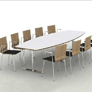 Connect Mötesbord Flexibelt bort som det går att koppla in olika teknikprylar i.