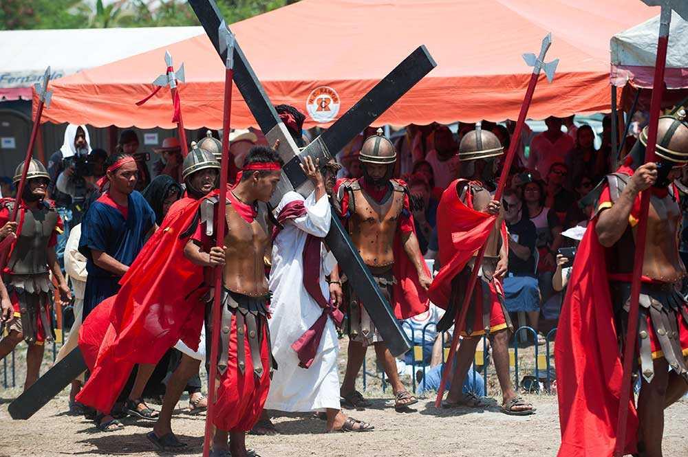 Katolska kyrkan har tagit avstånd från traditionen.