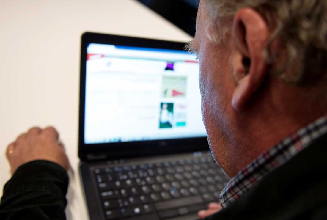 Hoten mot förtroendevalda ökar – och det tycks framför allt vara sociala mediers fel. Arkivbild.