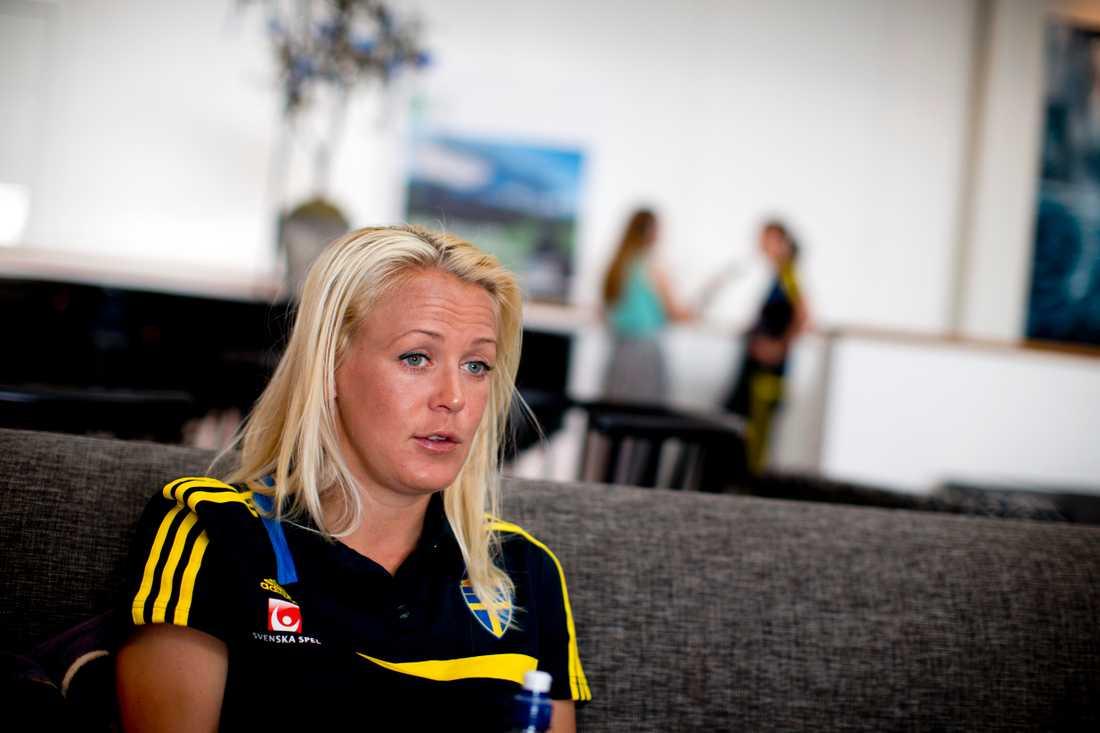 Josefine Öqvist.