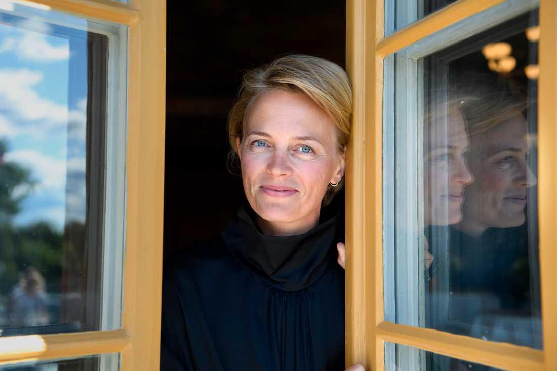 Josephine Bornebusch. Arkivbild.