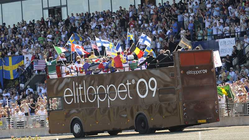 Mustaschkampen: Buda på exklusiva VIP paket till Elitloppet