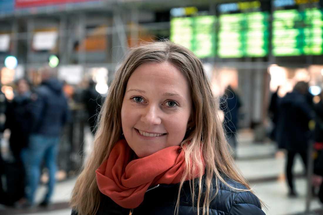 Josefin Berggren, 36 år från Jung utanför Vara.