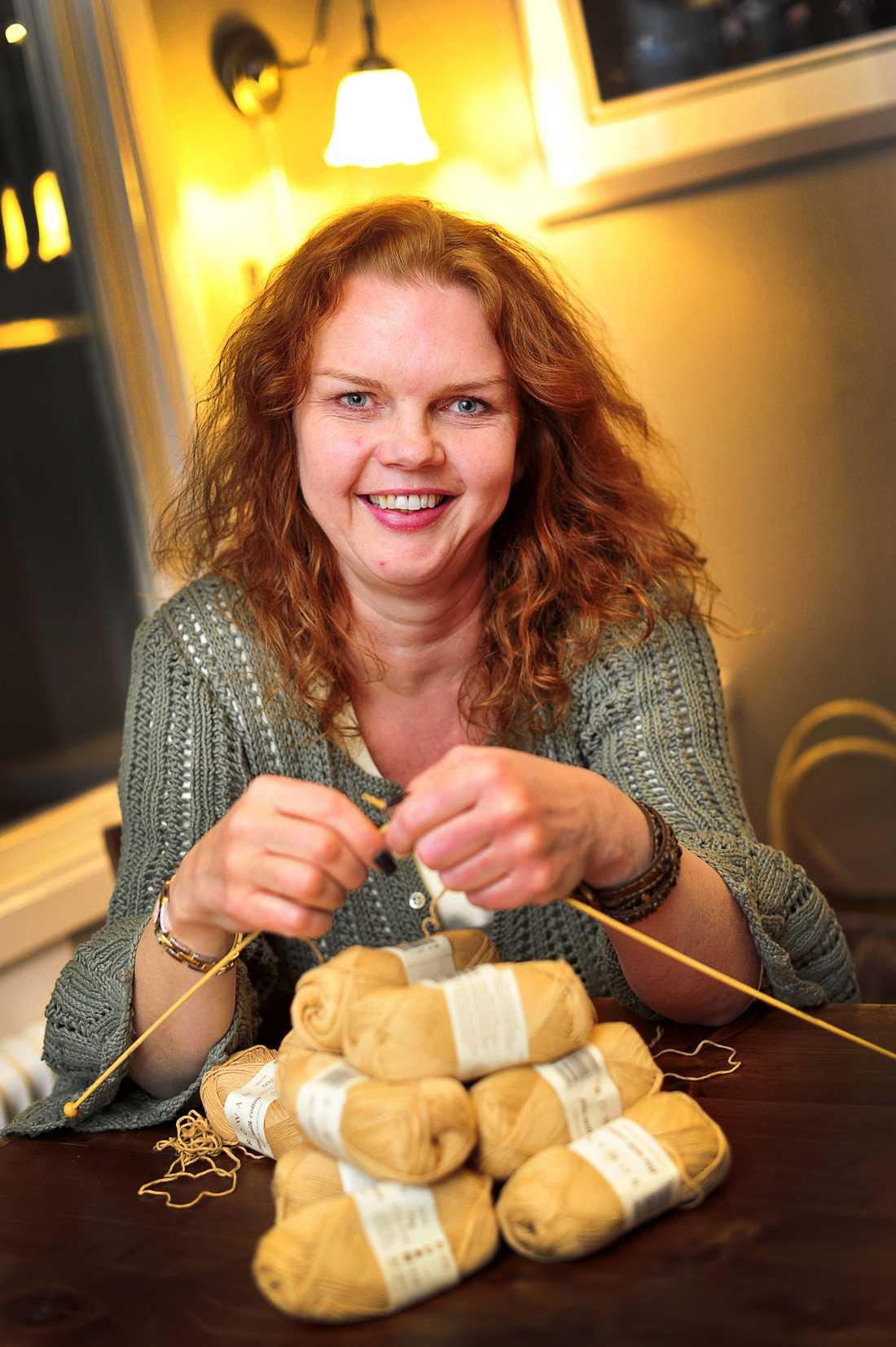 ... Paula Hammerskog, i dag kommunikationsdirektör på Academedia. Tidigare konsult.