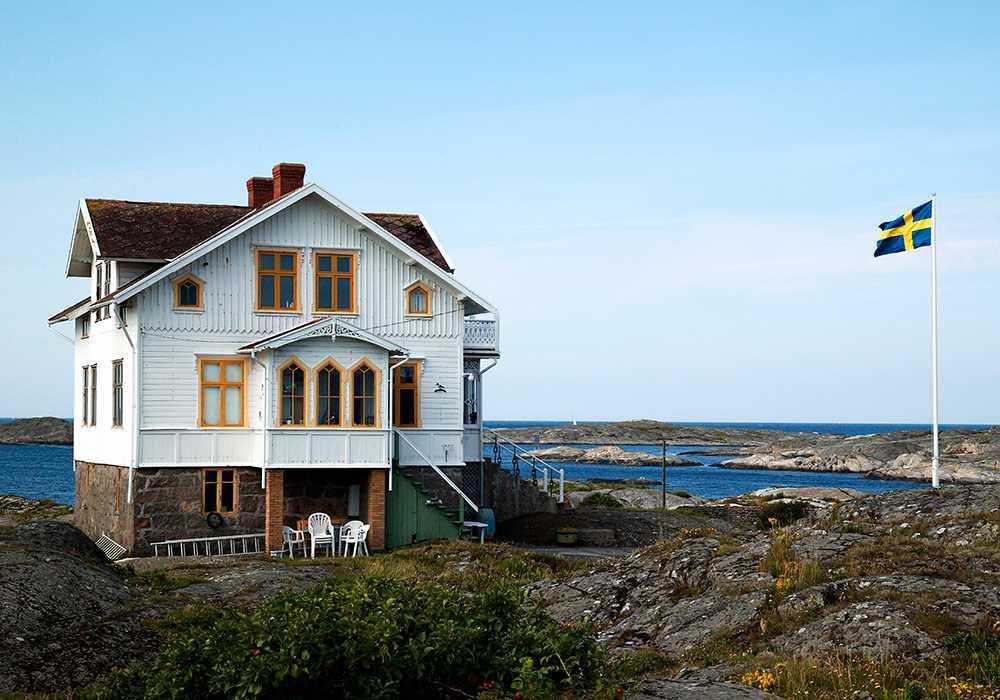 Många drömmer om ett hus i skärgården.