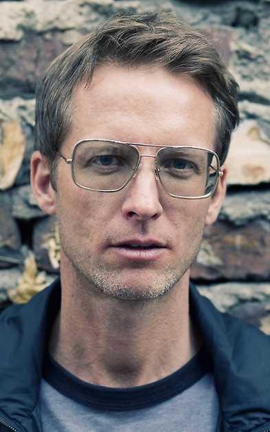 Magnus Linton, journalist och författare.