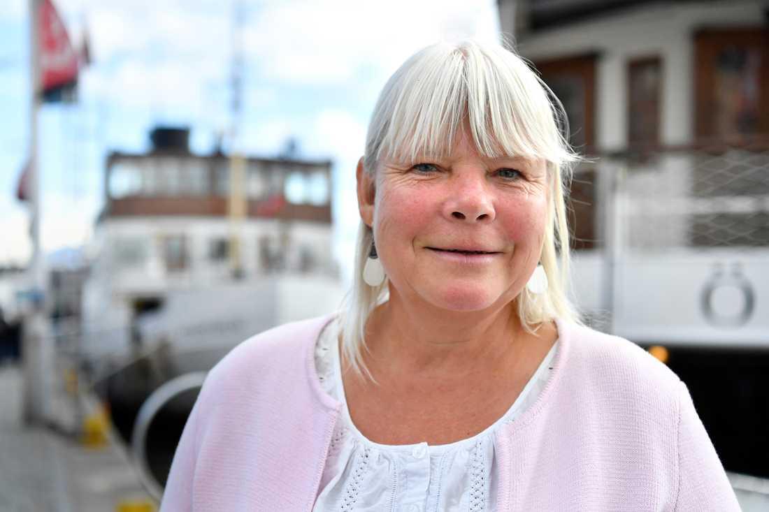 Anki Larsson.