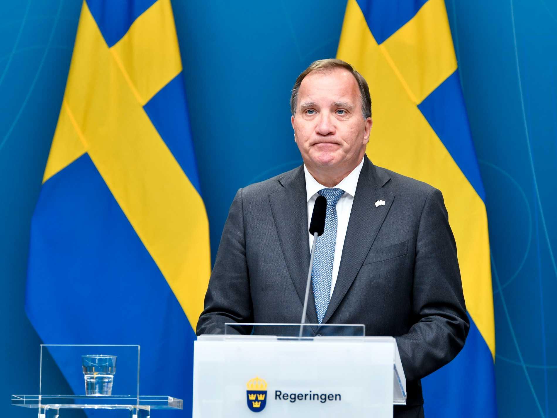 Statsminister Stefan Löfven (S) står inför svåra val. Arkivbild.
