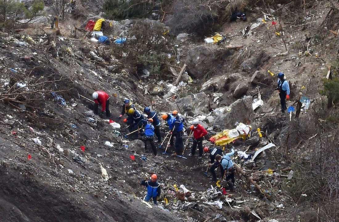 Piloten Andreas Lubitz, 27, kraschade den 24 mars Germanwings flight 9525 mot en alptopp och tog med sig 149 människor i döden.