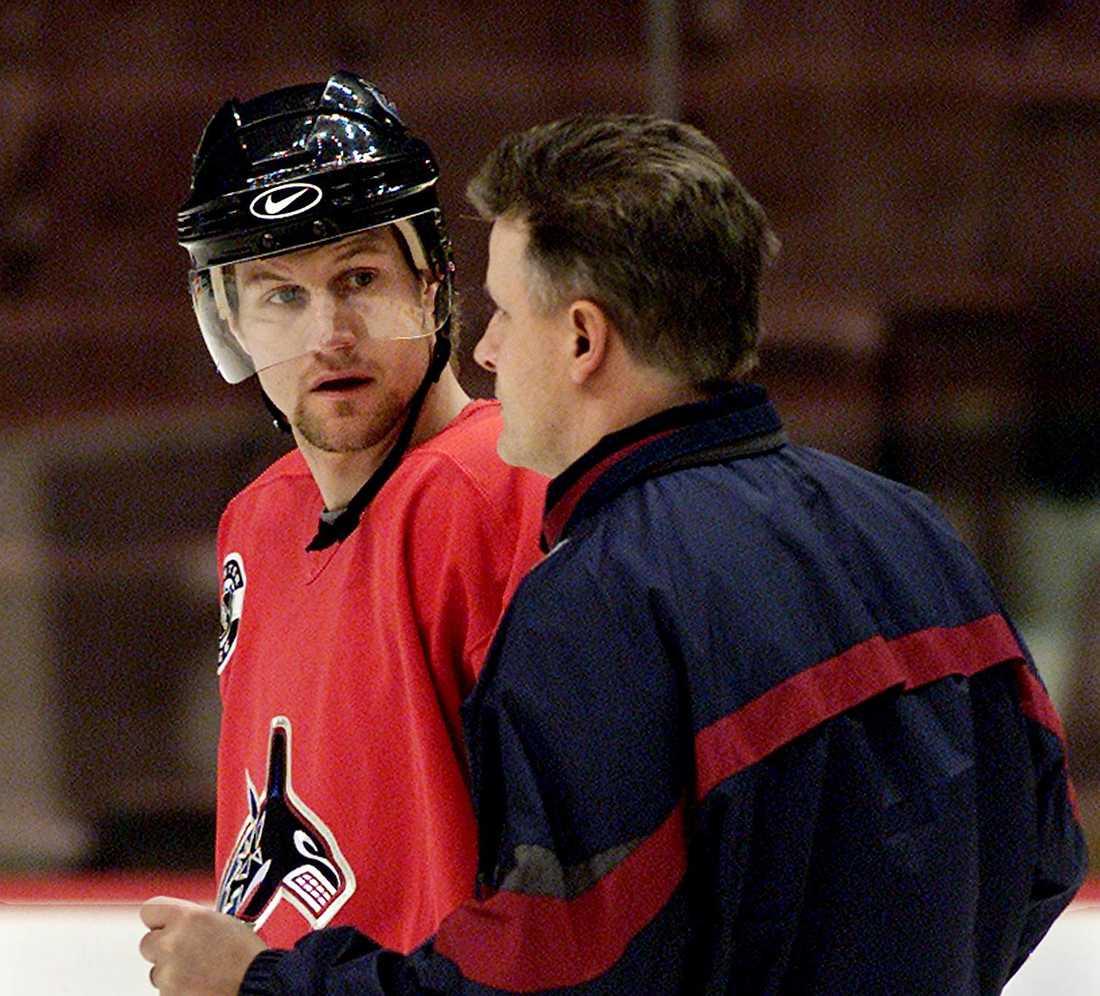 Näslund och Crawford.