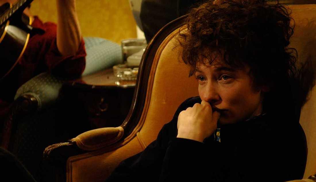 """I filmen """"I'm not there"""" spelas Bob Dylan av (bland andra) Cate Blanchett."""