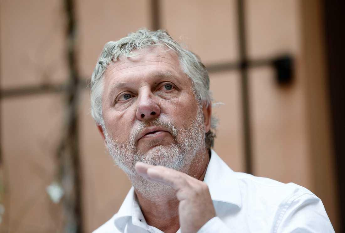 Peter Eriksson (MP), bostadsminister. Betyg: 2,4 (Ny)