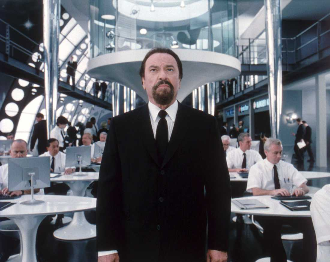 "Rip Torn i ""Men in black II""."