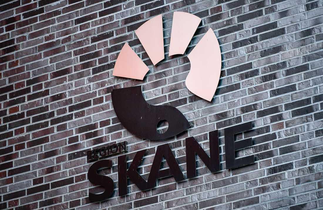 En person begärs häktad för misstänkt mutbrott i samband med en upphandling inom Region Skåne. Arkivbild.
