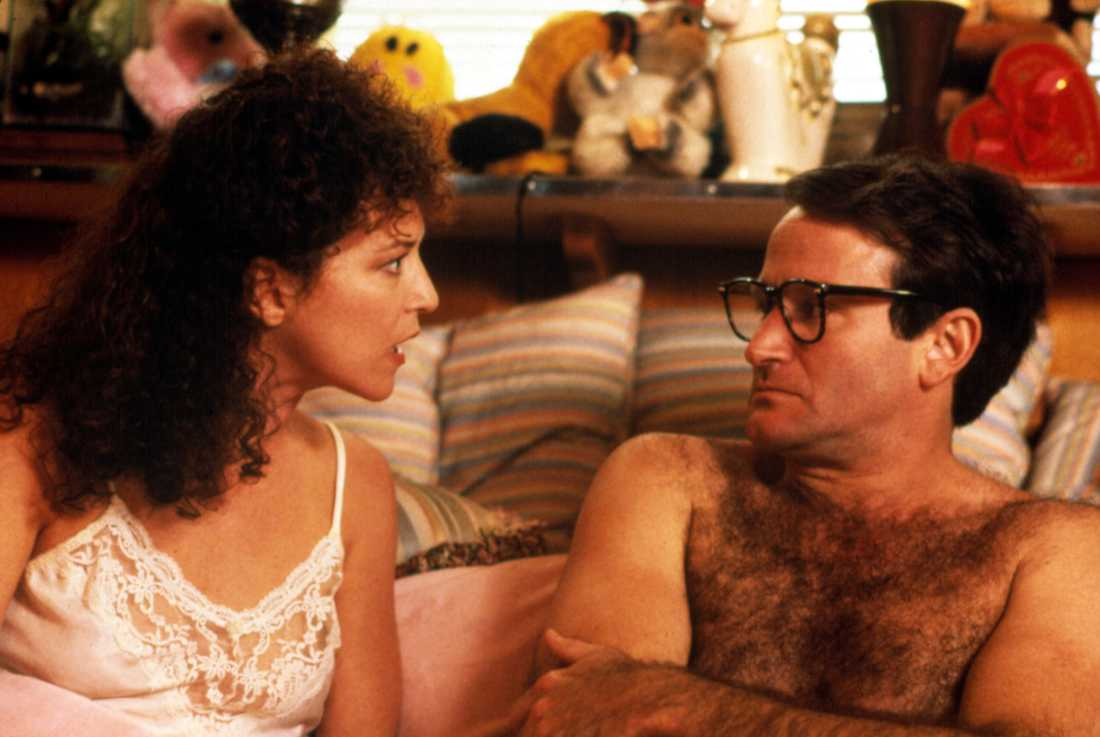 "Margaret Whitton mot Robin Williams ""The best of times"" 1986"