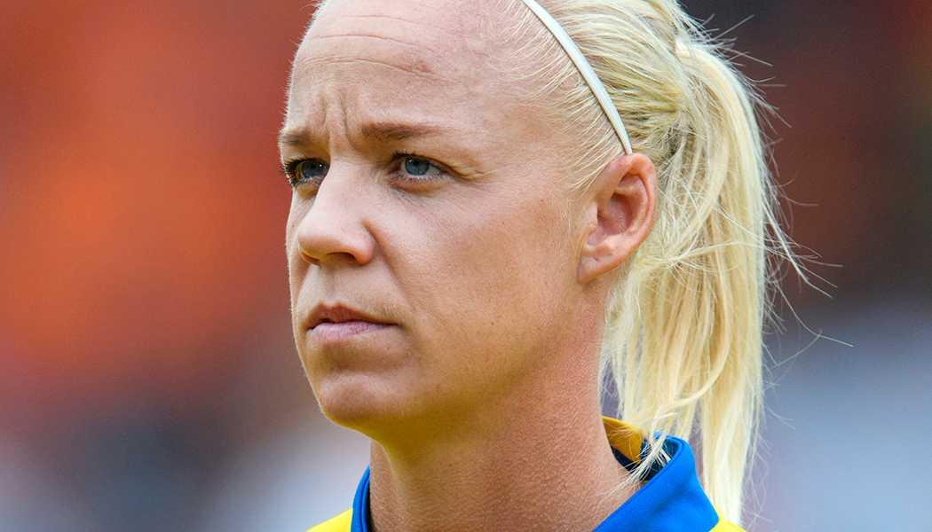 Caroline Seger.