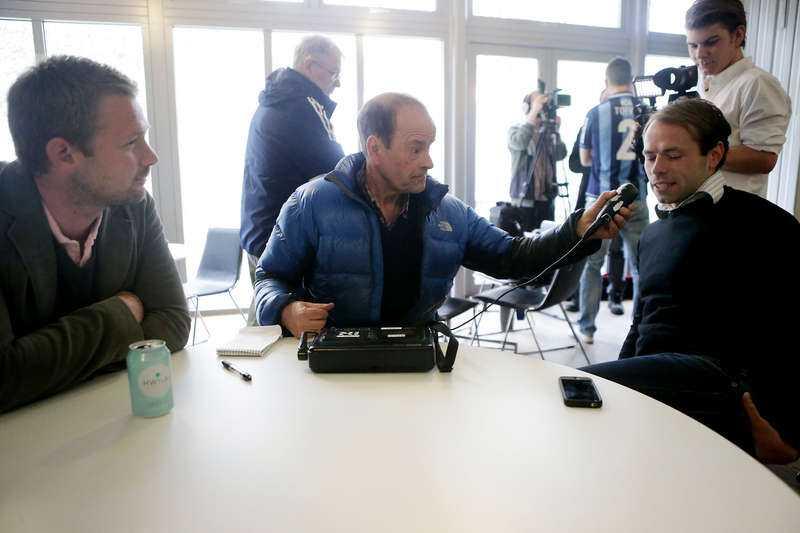 Nu är det slutjobbat för Mats Strandberg på Radiosporten.