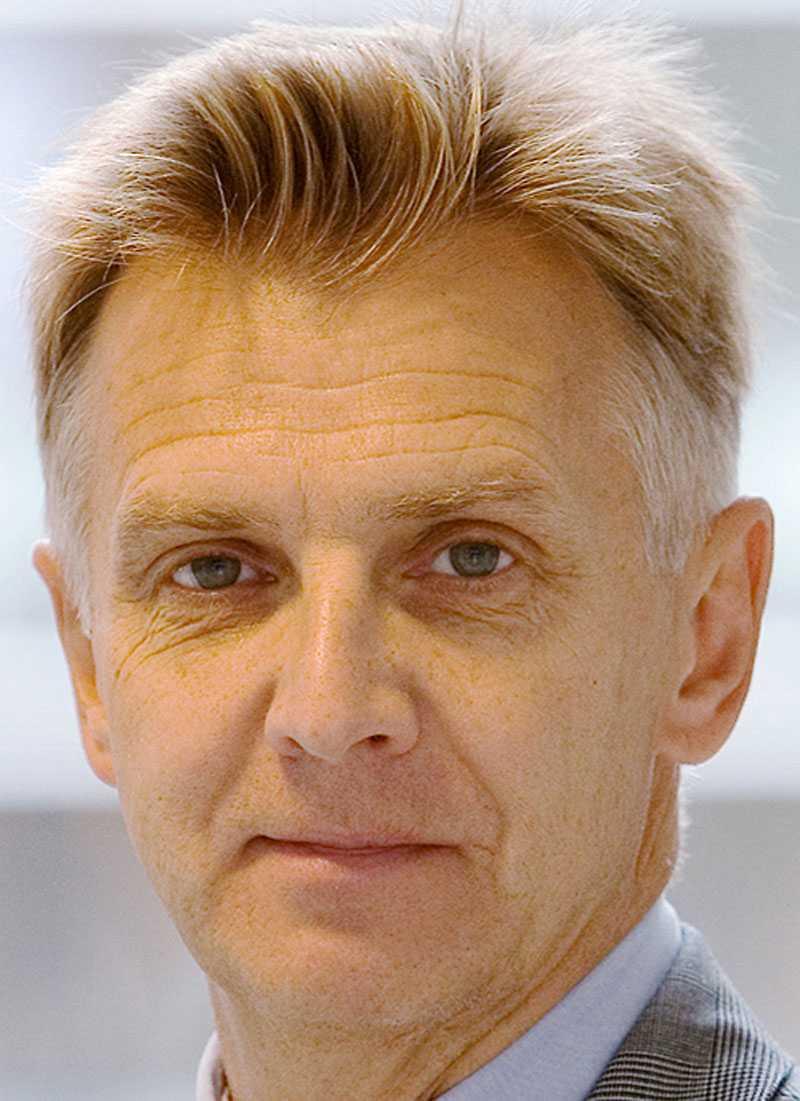 Anders Danielsson, säpochef.