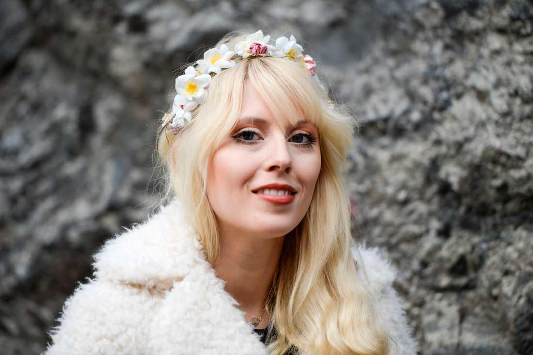 Musikern Amanda Jenssen är en av alla svenskar som har släktband till Gustav Vasa. Arkivbild.