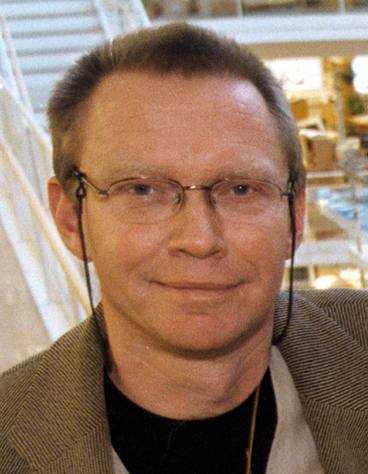 Niklas Silow, redaktionschef.