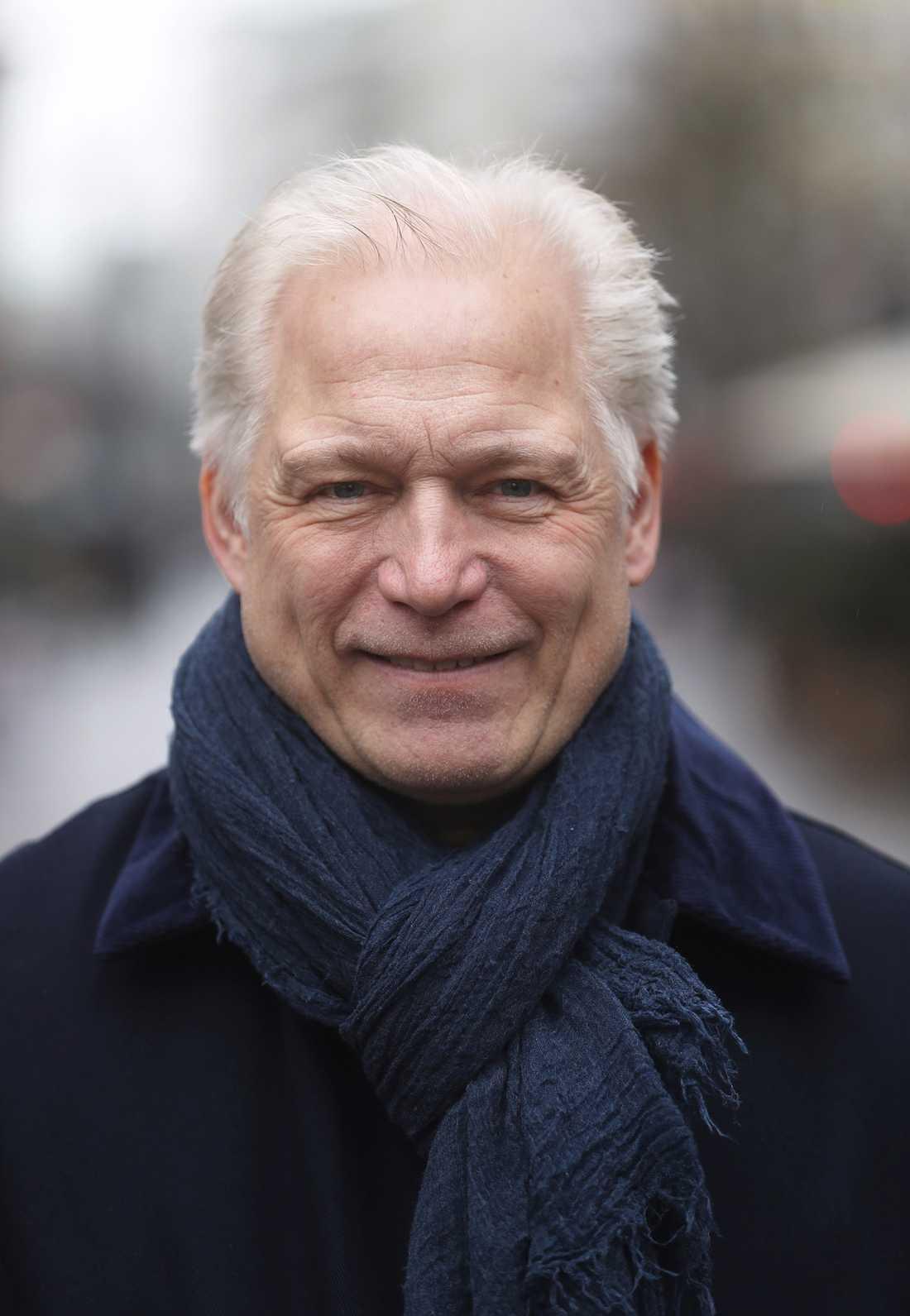 Hannes Holm.