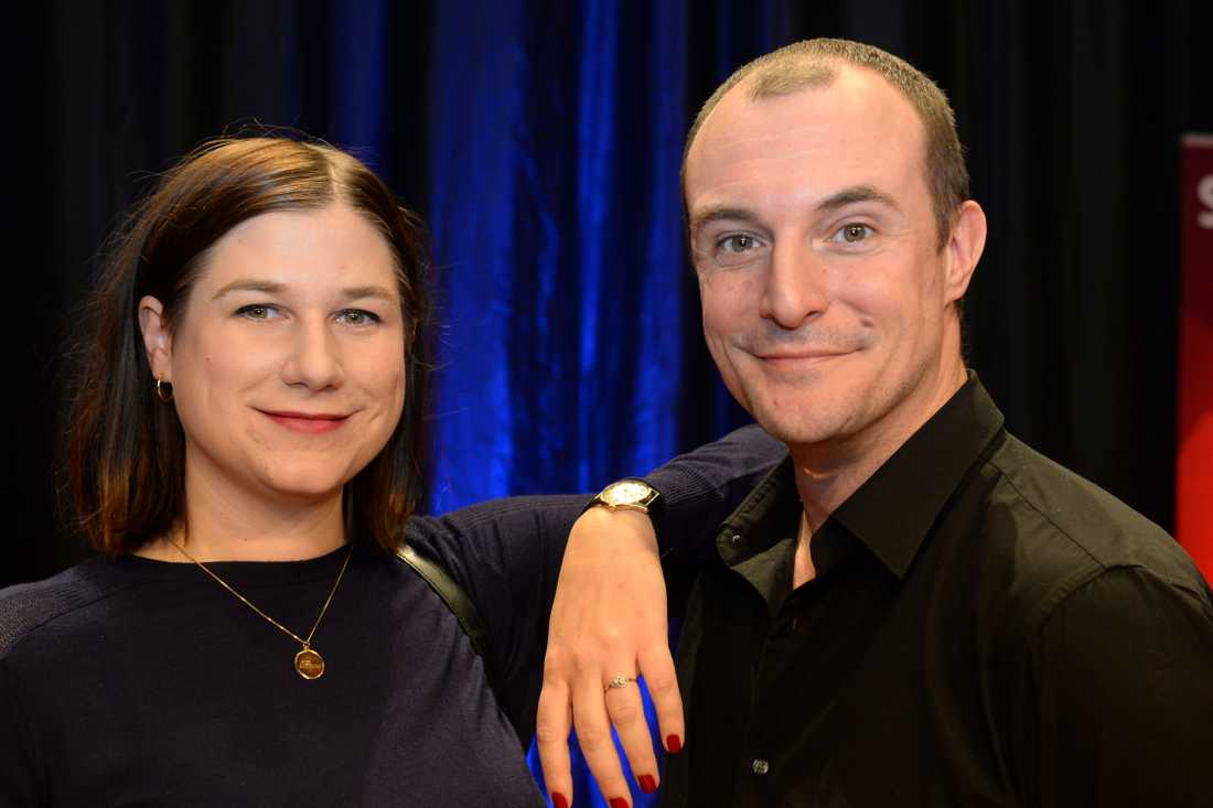 Kristin Lundell & Johan Hilton
