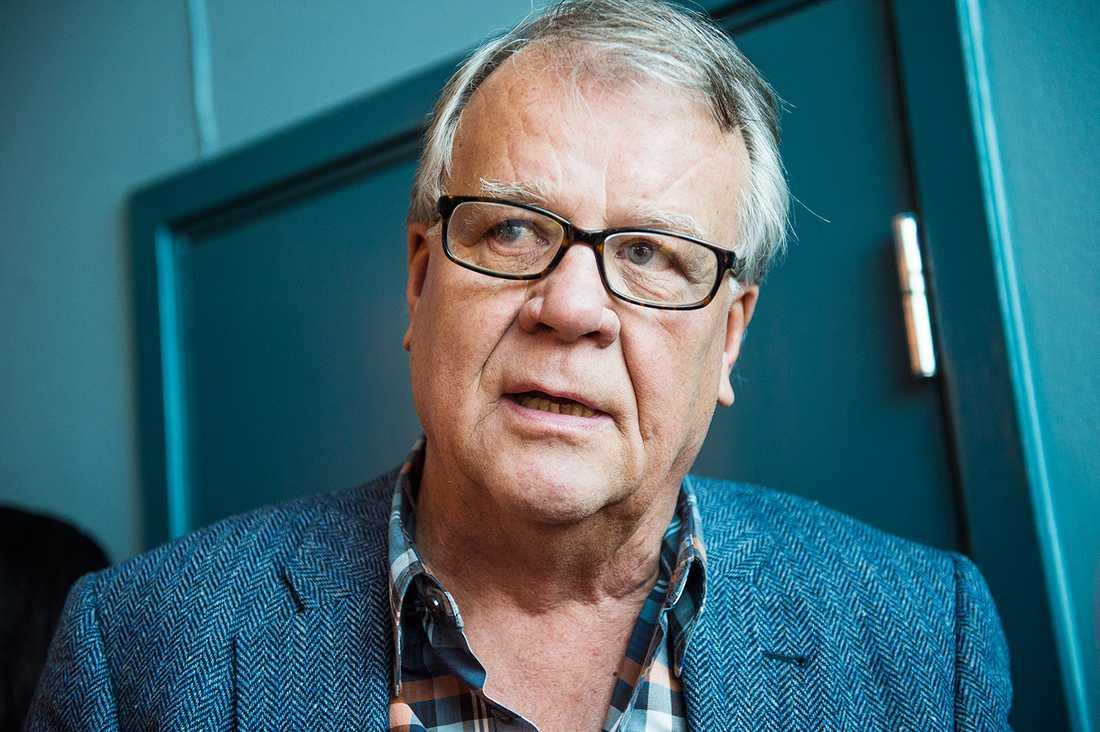 """Lasse Berghagen minns Magnus och Birgitta Härenstams med värme: """"Jag sa till honom att nu har du äntligen fattat det här med kärlekens konst."""""""