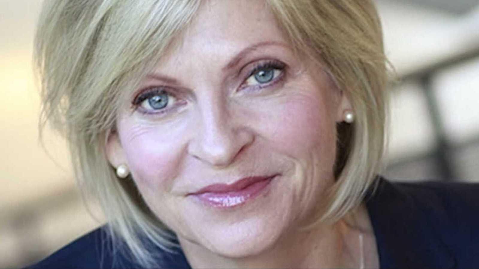 Irene Krohn, presschef på Telia.