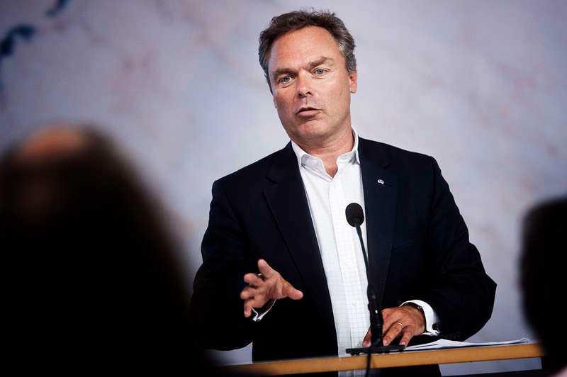 Utbildningsminister Jan Björklund, FP.