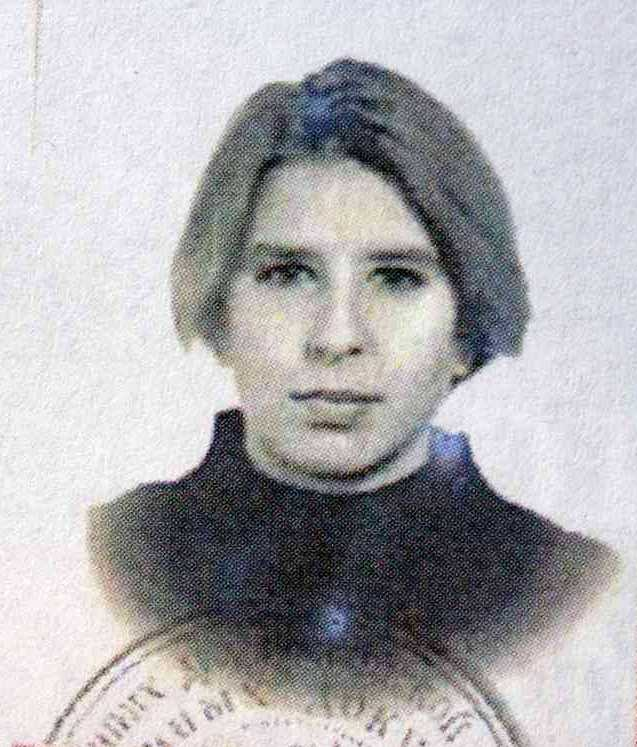 Natalia Pshenkina vill bli förflyttad, till en anstalt för män.