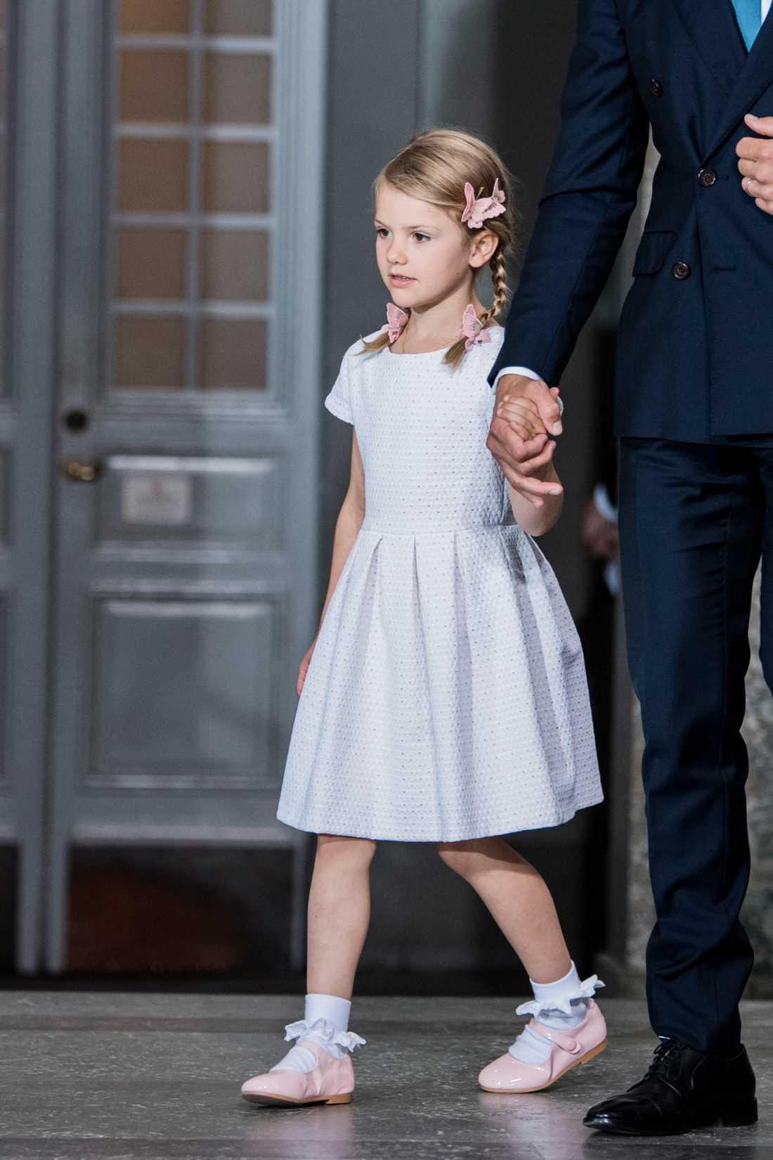 Prinsessan Estelle.