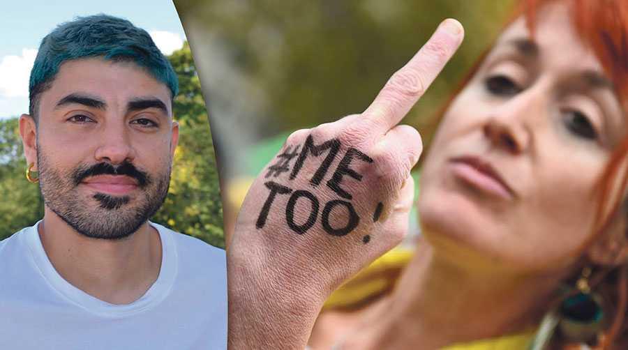 Vad man dock tycks glömma är att vi också kan vara offer trots att 17 procent av männen mellan 18 och 29 år har utsatts för sexuella övergrepp enligt RFSU, skriver Daniel S Ogalde.