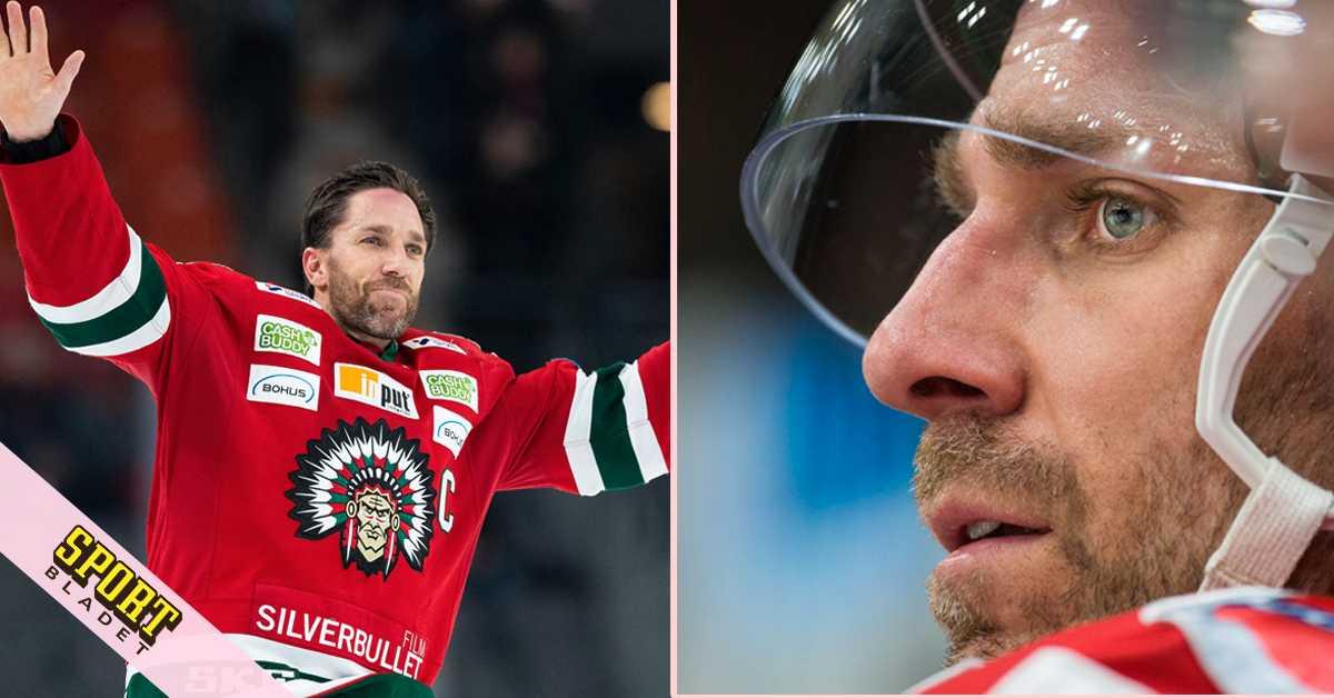 """Lundqvist känslosam: """"Kommer aldrig glömma indianen"""""""