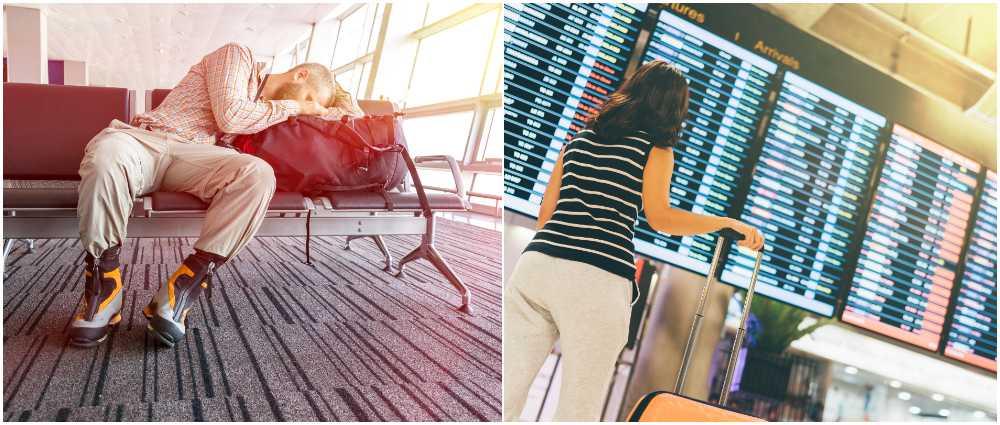 Flygkalkylatorn hjälper dig få ersättning av flygbolaget.