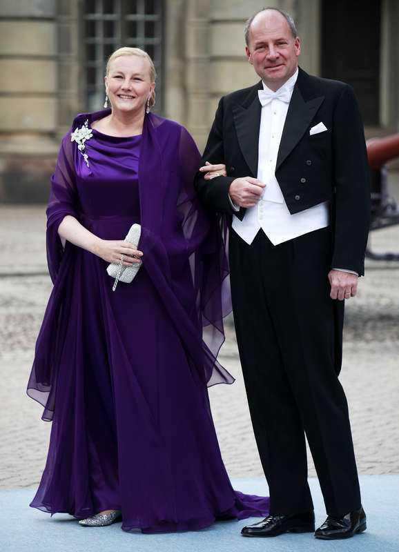 Ewa Björling, 50, och Nicke Björling, 51.