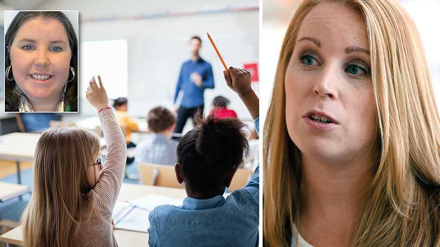 Jag uppmanar alla lokala C-politiker att pressa partiledningen  för att ställa sig bakom utredningen för ökad likvärdighet i skolan. Dagens skolpengssystem fungerar inte, skriver rektorn Linnea Lindquist.