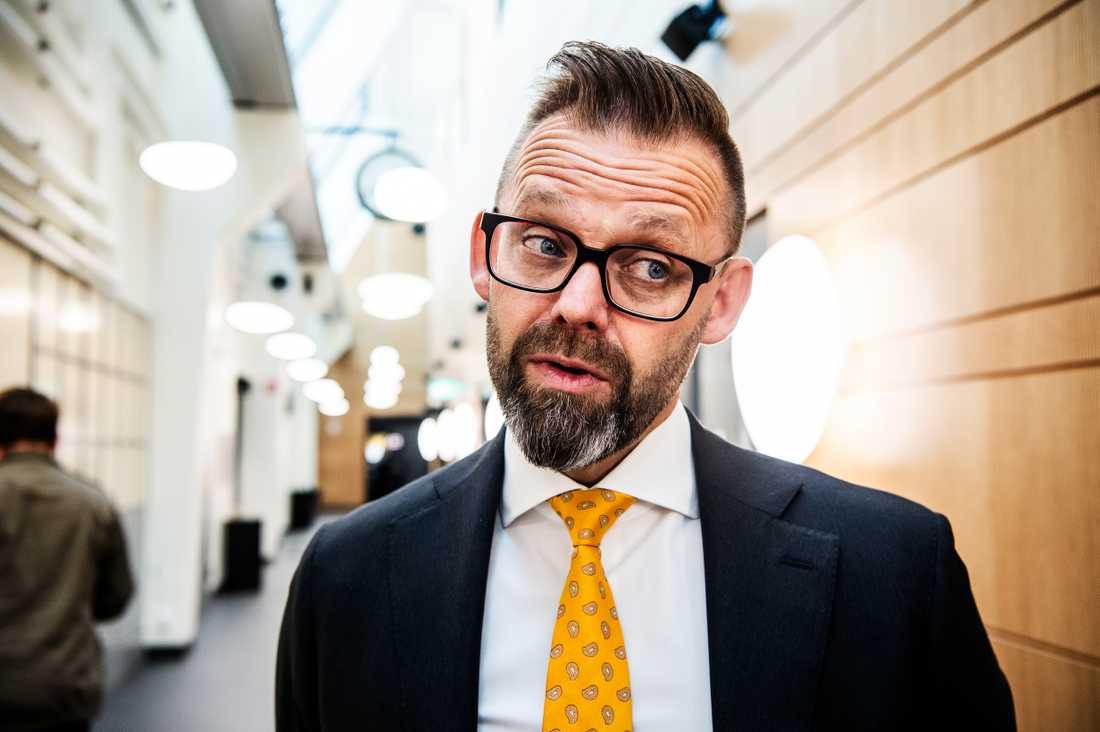 Björn Hurtig, kvinnans advokat.