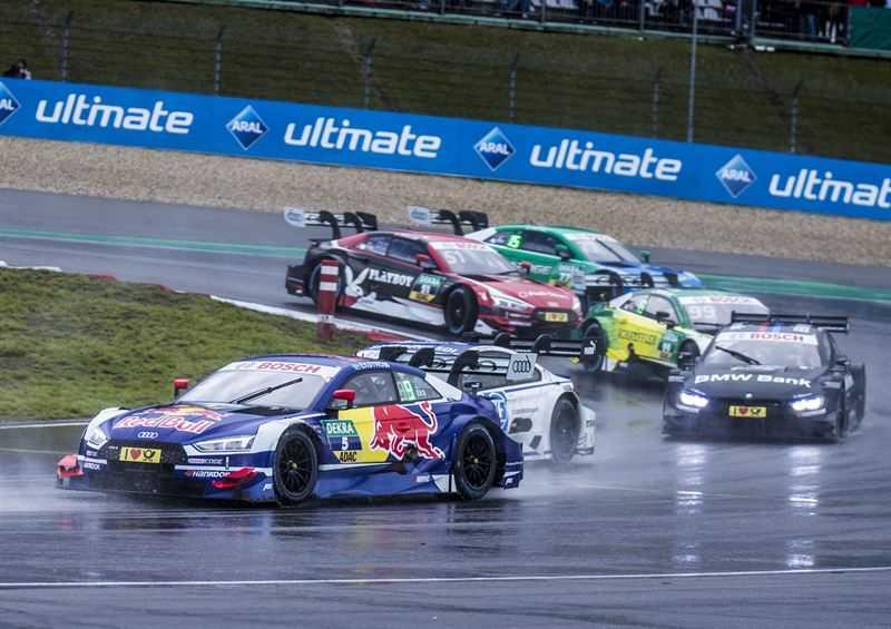 Det tyska mästerskapet DTM skulle ha tävlat på Scandinavian Raceway i Anderstorp 2020, men ställs nu in.