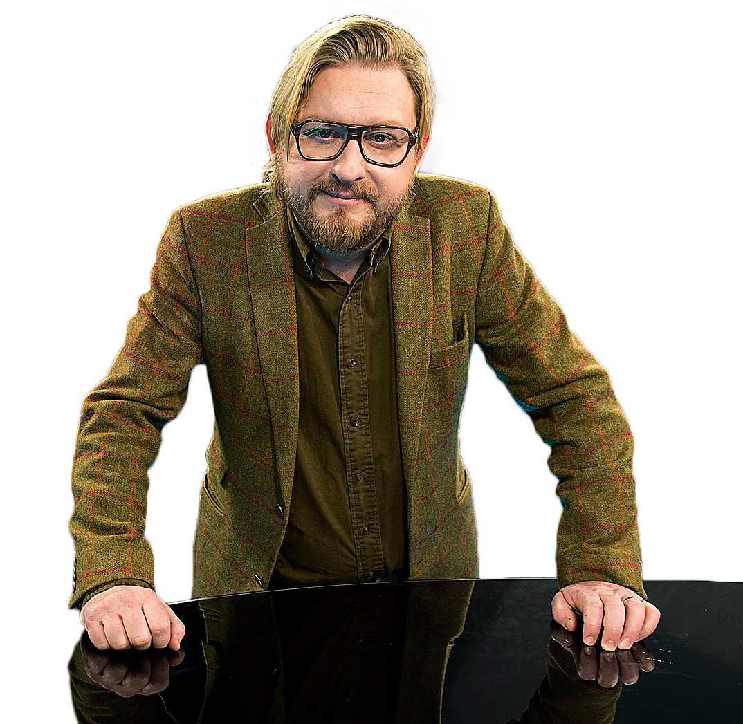 Fredrik Virtanen. Foto: Ulf Höjer