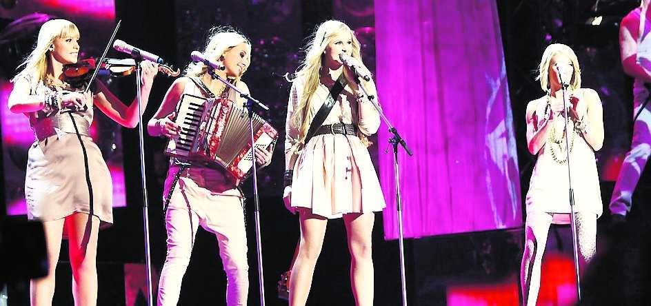 Timoteij i Melodifestivalen 2011.