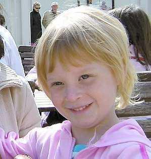 Alicia, 6.