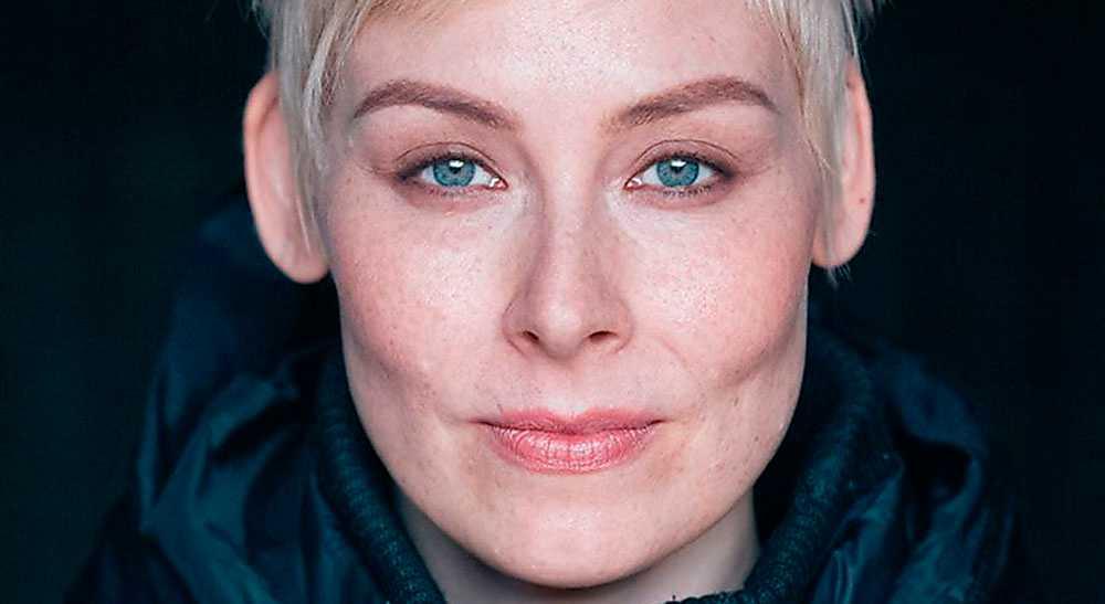 """Laura Lindstedts (född 1976) roman """"Oneiron"""" är nominerad till Nordiska rådets litteraturpris som delas ut i kväll."""