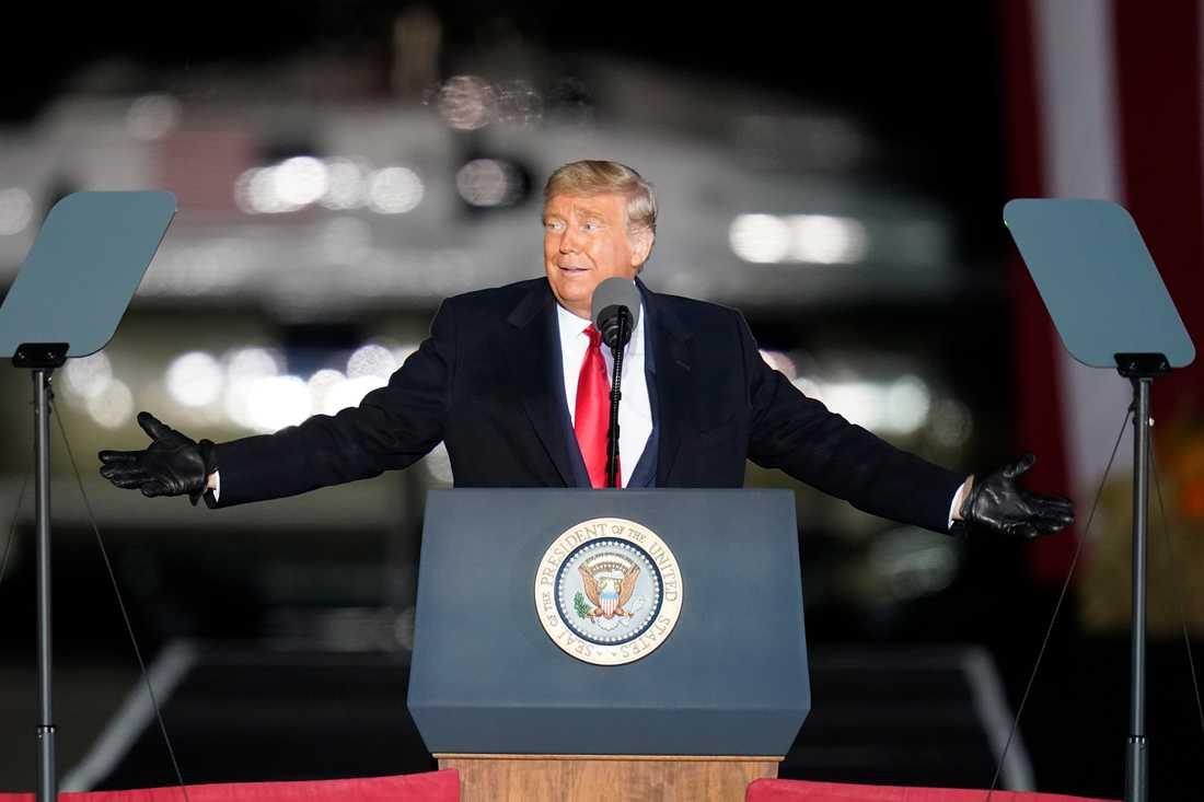 Donald Trump är voodoosamhällets överstepräst, skriver Aftonbladets Peter Kadhammar.