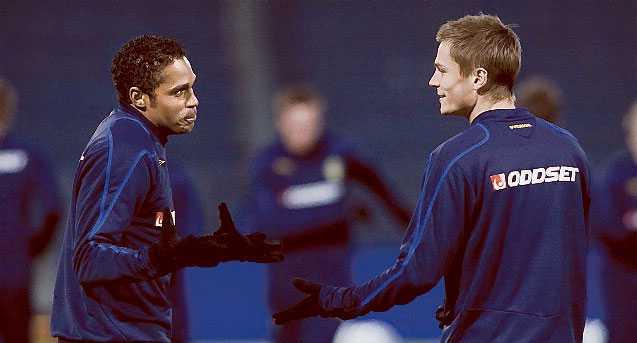 Daniel Nannskog och Markus Rosenberg vill ersätta Zlatan.
