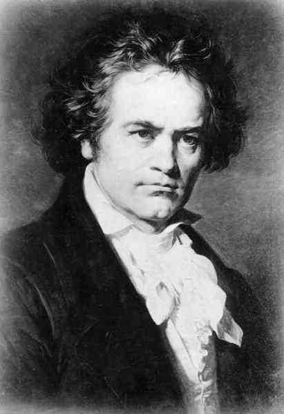 """8. Beethoven hade en okänd kärlek som han kallade för sin """"Odödliga älskade"""" I ett långt brev som han författade i Wien 1812 skrev han bland annat så här: """"Ah, var jag än är, så är du med mig. Jag kommer att ordna det mellan dig och mig så att jag kan leva med dig. Vilket liv!!!! Jag gråter när jag tänker på att du nog inte får detta första brev från mig förrän på lördag. (…) Jag ligger fortfarande i sängen, mina tankar går till dig, min odödliga älskade, då och då upprymt, sedan sorgset, väntar jag på att ödet ska höra oss. Jag kan bara leva fullt ut med dig eller inte leva alls. Ja, jag är beslutsam i att jag ska vandra så långt från dig tills jag kan flyga till din famn och säga att jag verkligen är hemma hos dig, och jag kan skicka dig min själ inslagen i andarnas värld. Ja, olyckligt nog måste det bli så. Du kommer att bli mer övertygad om min trohet till dig. Ingen annan kan någonsin äga mitt hjärta. Någonsin. Någonsin. Åh, Gud, varför måste man vara frånskild från den man älskar."""""""